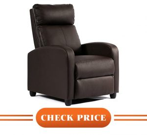 most comfortable recliners to sleep in