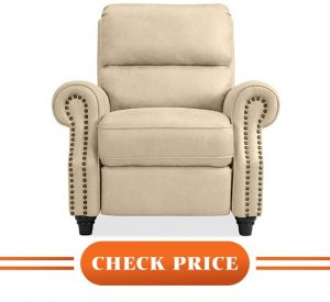 best home furnishings leather recliner
