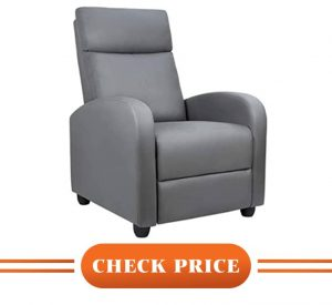 best non slip cover for leather recliner