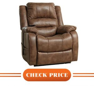 oversized recliner with heat and massage