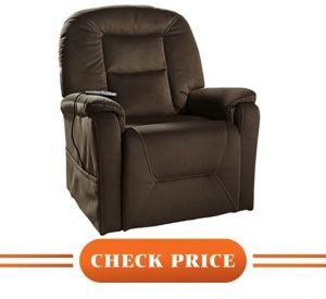 electric recliner chair with heat and massage