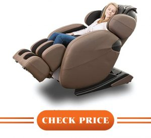 best leather power recliner with heat and massage