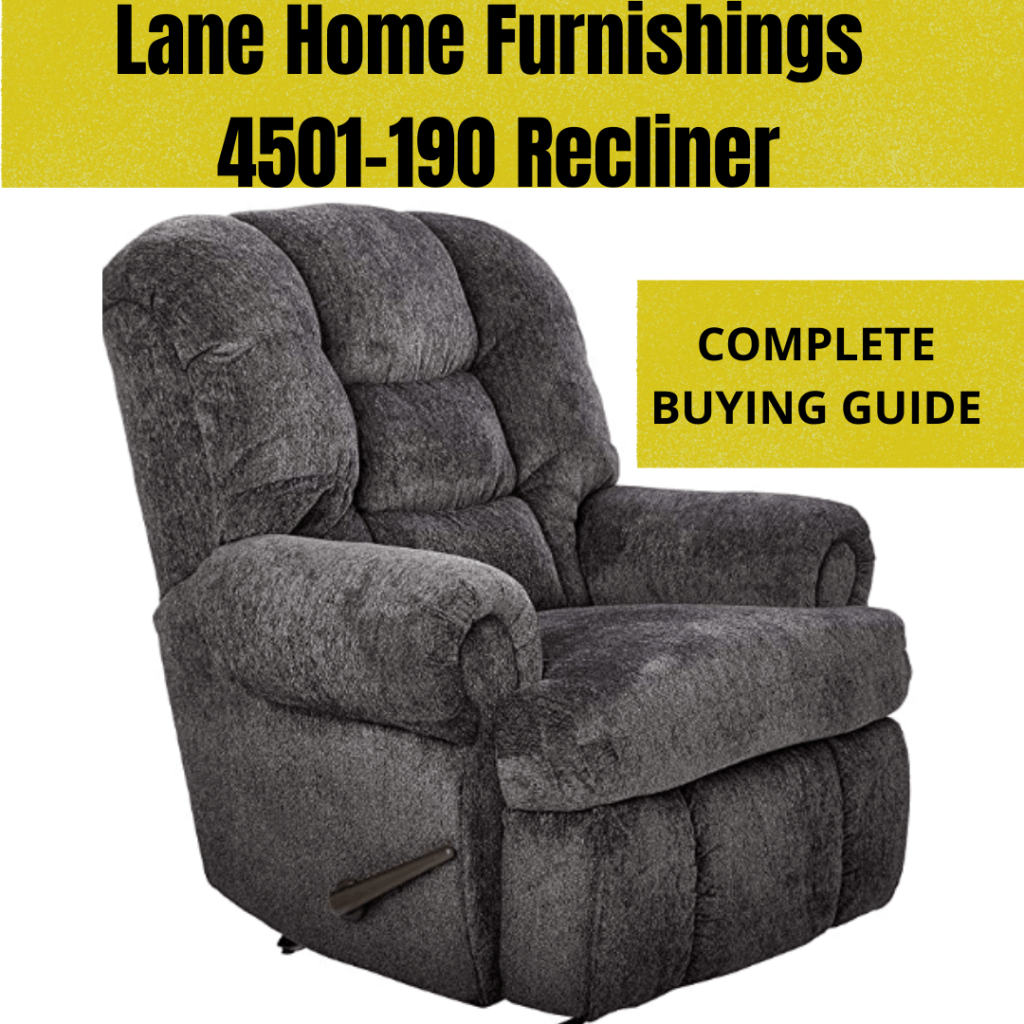 lane home furnishing 4501-190 recliner