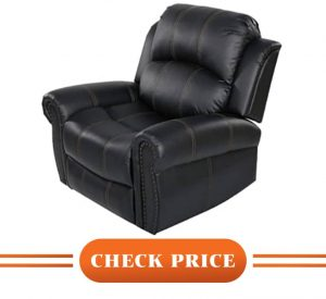 best recliner for short heavy person