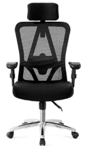 best office chair with headrest