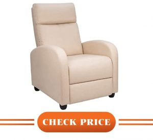 best chair to sit in after knee replacement