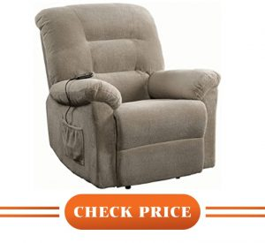 comfortable recliner to sit after knee replacement