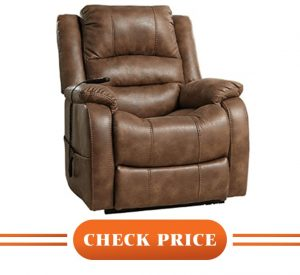 best recliner for knee replacement