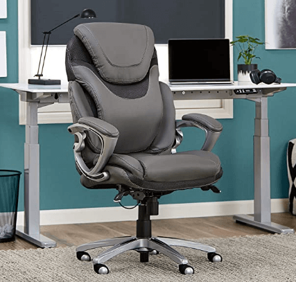best serta office chair for back pain