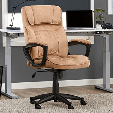 most comfortable serta office chair