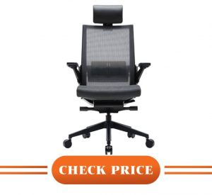 sidiz t80 office chair for short person