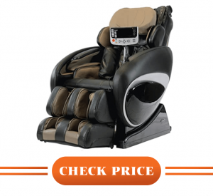 massage chair for big